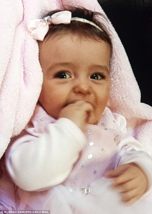 'Cherished by her family': Little Sophia, aged six months, was taken away by social services