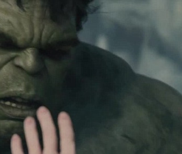 Confused The Hulk Played Via Motion Capture By Mark Ruffalo Stops In His