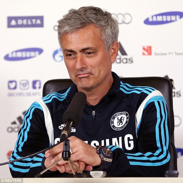 Jose Mourinho claims it's 'hard but more fun' being Chelsea manager in new fair play era
