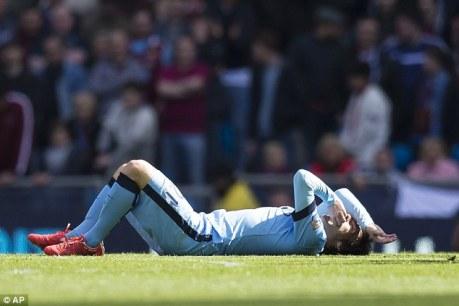 David Silva to miss second leg against Real Madrid