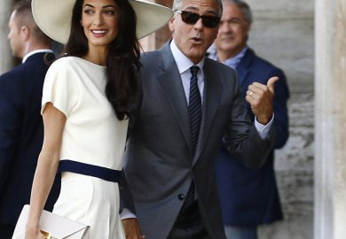 Clooney S New Bride