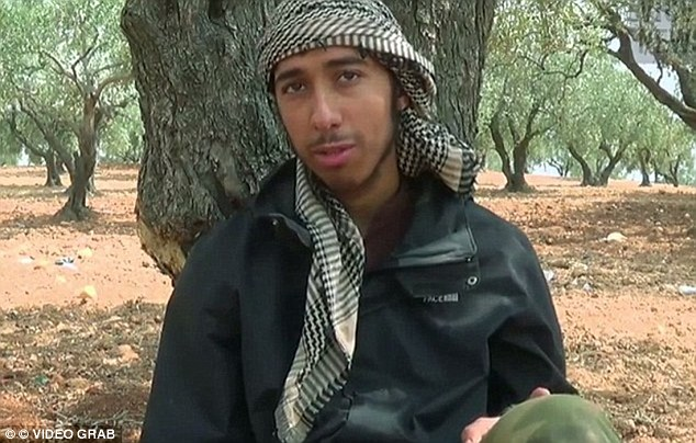 Mr Deghayes eldest son Amer, who is fighting for theJabhat al-Nusra, a group affiliated with al-Qaeda, who are battling the Islamic State and Syrian forces. He has not been in contact with his father