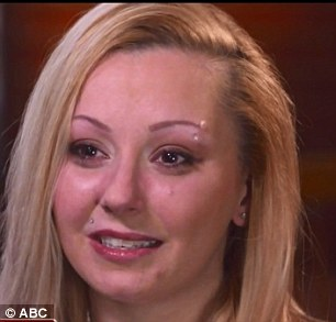 Amanda Berry revealed how she set up a 'school' for her daughter Jocelyn in the one-room where they were held captive by Ariel Castro