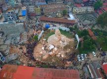 Nepal earthquake pictures show extent of destruction ...