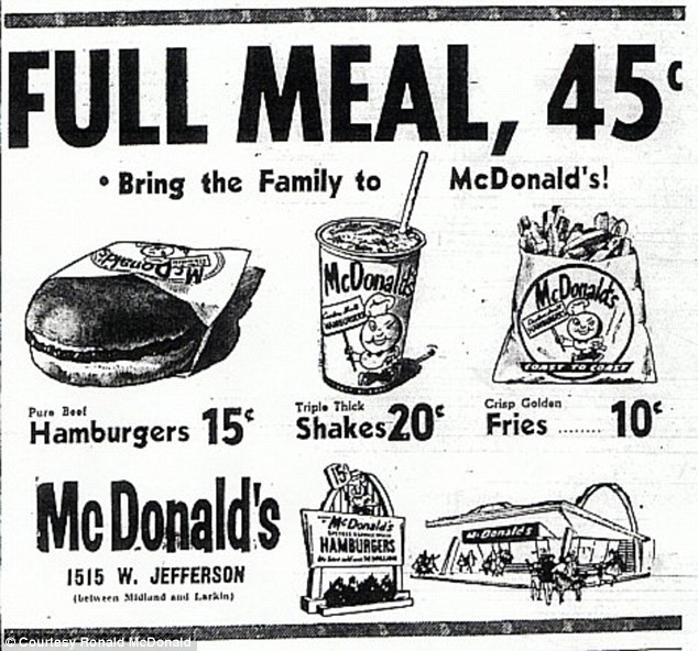 How McDonald's 'founder' cheated the brothers who REALLY