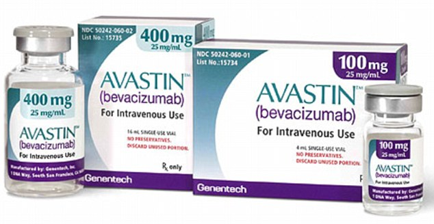 Avastin the first cervical cancer drug for 10 years ...