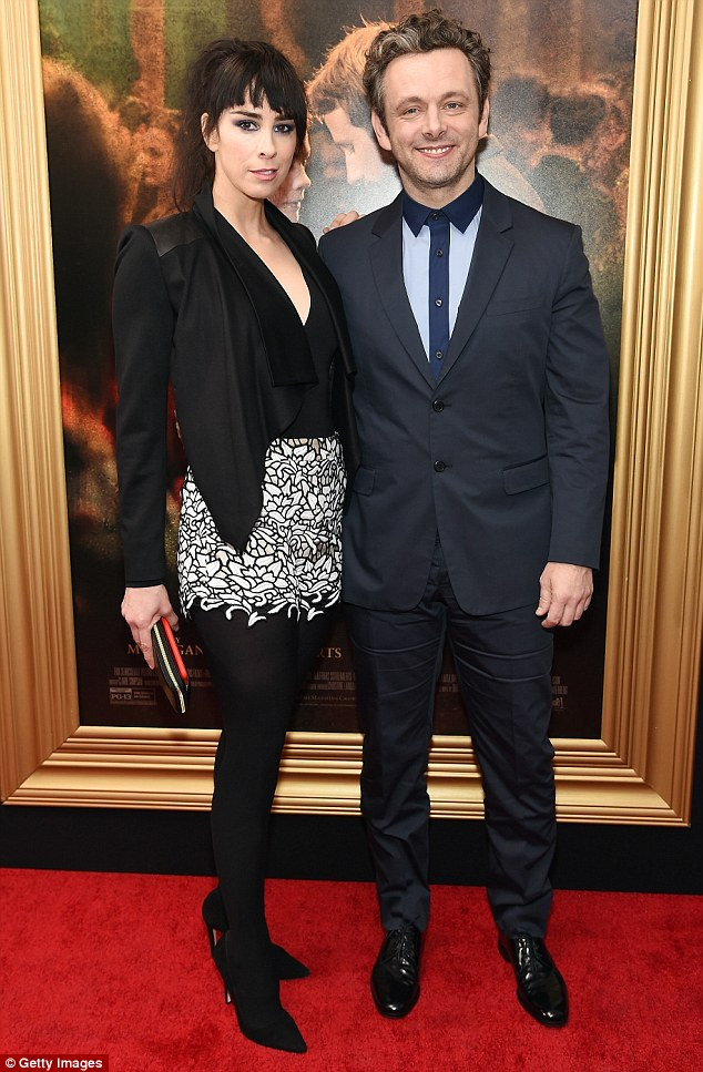 Sarah Silverman Joins Michael Sheen At Screening Of Far