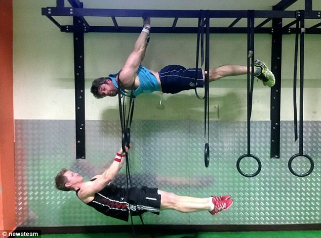 A survey of 4,000 sports professionals in America named calisthenics training as their favoured fitness technique for 2015