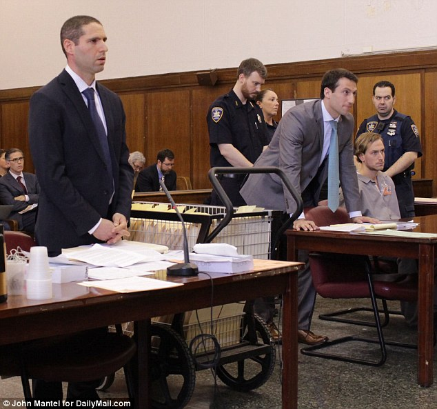Princeton grad Thomas Gilbert Jr accused of shooting dead father appears in court  Daily Mail