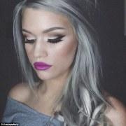five women dye hair grey