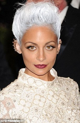 five women dye their hair grey for femail daily mail online