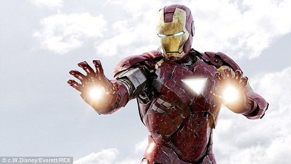 From gloves that let you scale skyscrapers like Spiderman and implants that could give you the self-healing powers of Wolverine, to suits that give wearers extra strength like Iron Man (illustrated), researchers are making superhero powers a reality