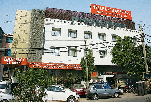 Neelkanth Hospital in Gurgaon is known for In-Vitro Fertilisation treatments