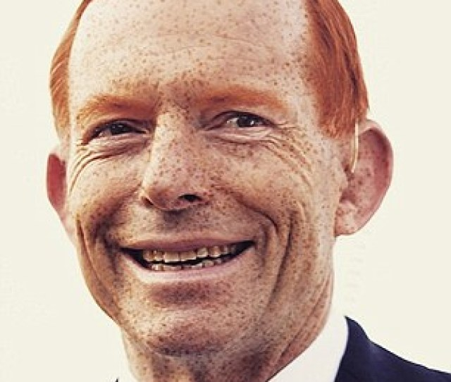 Red Alert Prime Minister Tony Abbot Or Tong Rangbbott As He Is Known