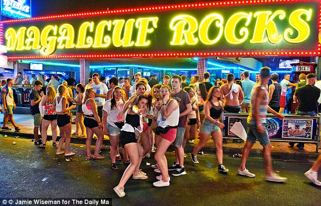Handbook Reveals How To Sell Magaluf Booze Cruises To