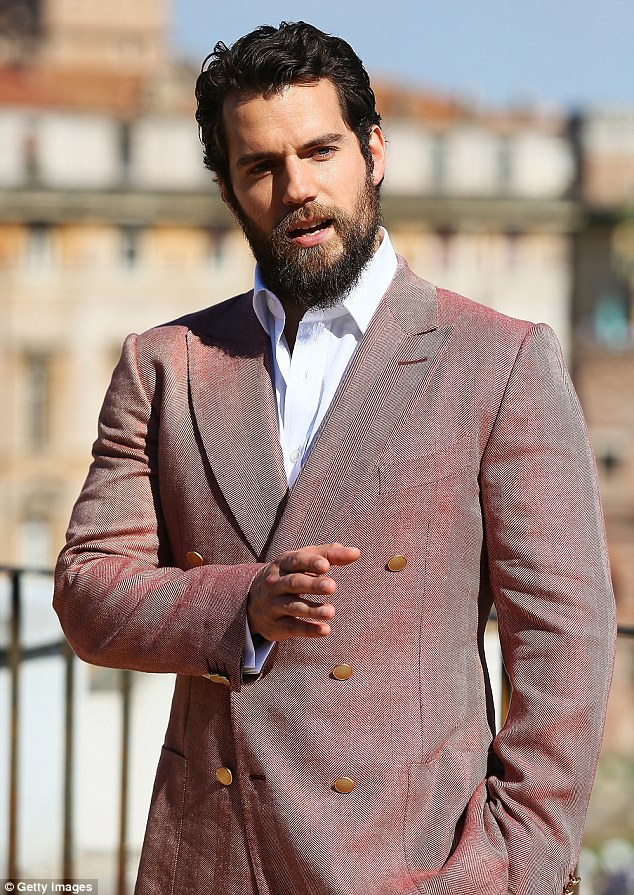 Henry Cavill And Armie Hammer Film The Man From UNCLE