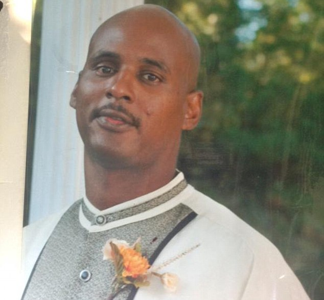 Roosevelt Champion III, 43, was found dead hanging from a tree in Greensboro, Georgia, on Monday by a passerby at about 11am