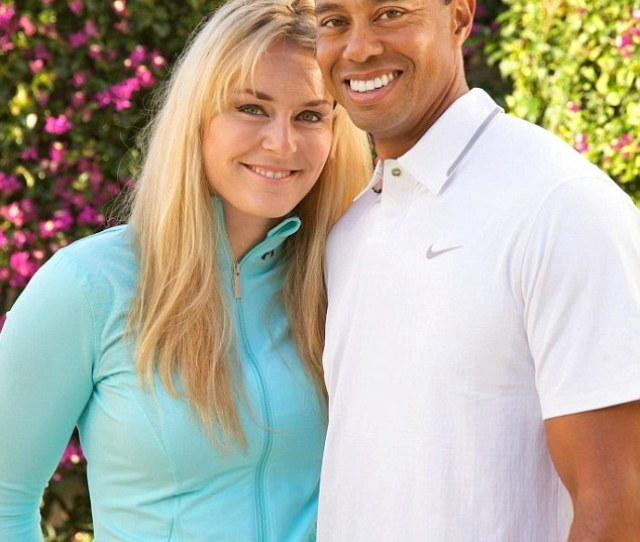 Unfaithful Lindsey Vonn Claimed That She And Tiger Broke Up Over Busy Schedules But