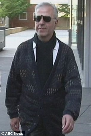 Taxi driver Osman Chamseddine, 64, is accused of molesting a young girl on a number of occasions in 2009while he drove her to and from Sydney school