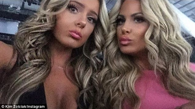 Kim Zolciak And Daughter Brielle Look Like Twins In Latest