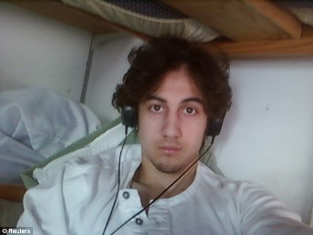 Six counts: Jurors unanimously decided that six crime of which Tsarnaev has been convicted ought to be punished by death