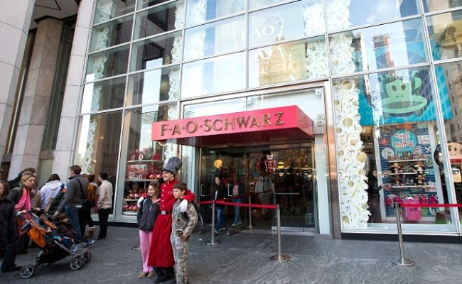 Fao Schwarz Fifth Avenue Toy Store From Tom Hanks Big Is