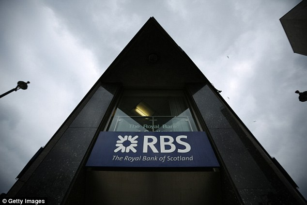Fine: RBS is expected to pay around £634m in fines. Subsidiaries of the banks are likely to plead guilty to US criminal charges, according to sources familiar with the matter
