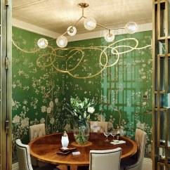Bronze Kitchen Chandelier Hanging Lights 111-year-old Newspaper Under Sloane Square Flat Inspires ...