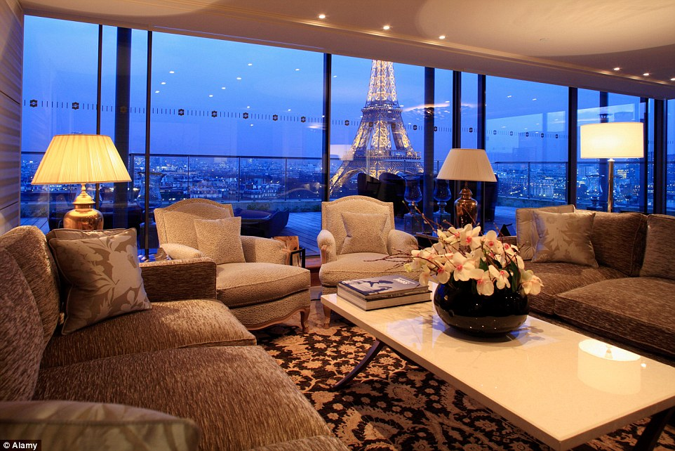 Jetsetter Reveals The Worlds Sexiest Hotels Which Include