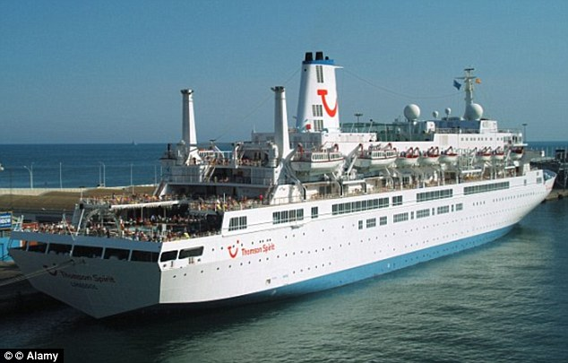 Thomson Owners TUI Sued By Mediterranean Cruise Ship