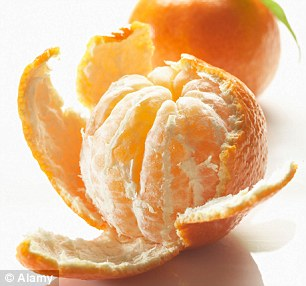 Peeling an orange with your fingers can sometimes be a thankless task