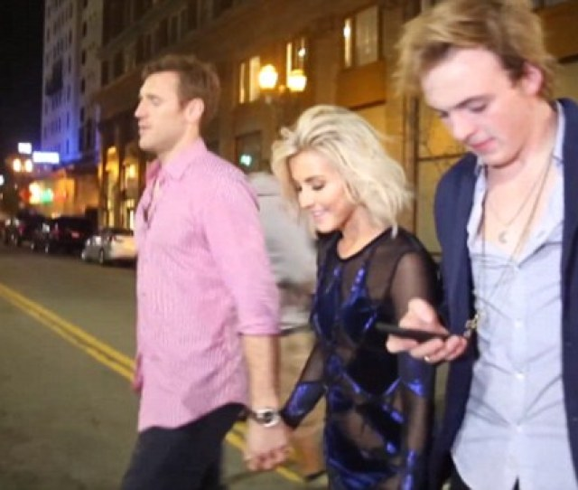 Julianne Hough Suffers A Nip Slip And Nearly Tumbles Leaving Dwts Afterparty Daily Mail Online