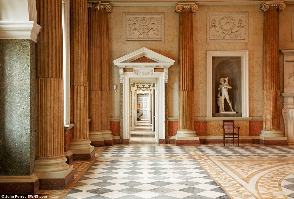 Wentworth Woodhouse In Yorkshire Sold To Hong Kong Based
