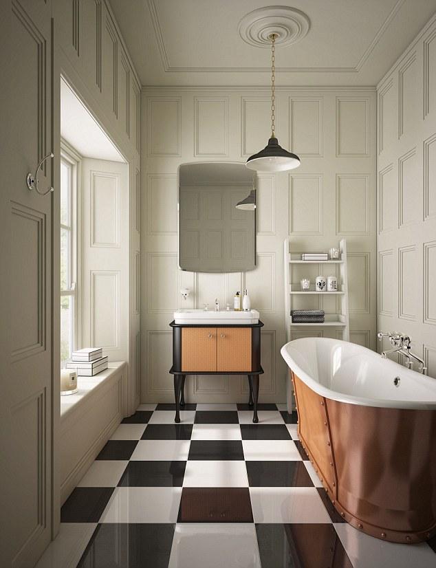 Chrome Bathroom Light Fixtures