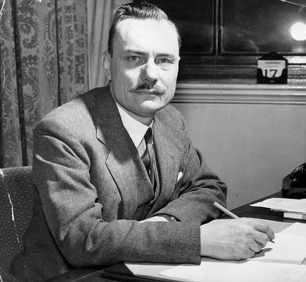 As a student, Enoch Powell was a solitary, self-absorbed character who shunned intimacy with other human beings