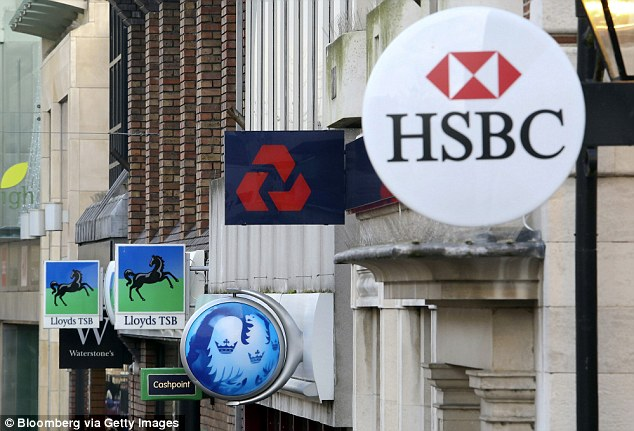 Hayes faces eight chargesof conspiracy to defraud and dishonestly seeking to manipulate Japanese yen Libor rates, which are used to determine the interest on loans between the banks (stock image)