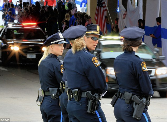 Omaha Police Officer Kerrie Orozco Killed In Line Of Duty Honored