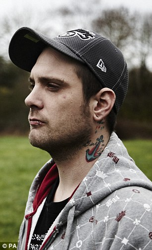 Filmmaker Stinson Hunter - known as 'The Paedophile Hunter'