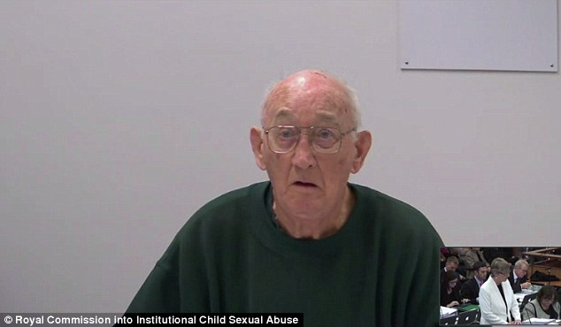 Australia's worst paedophile priest Gerald Ridsdale appeared at the Royal Commission for the second time on Thursday