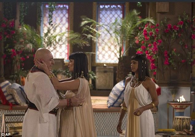 Brazils Biblical soap opera The Ten Commandments gets