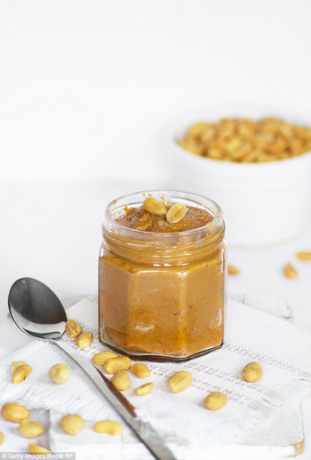 Check the label: Nut butters are packed with protein as well as potassium - as long as they are 100 per cent nuts