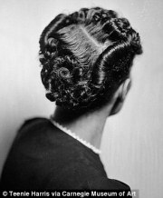 hairstyles worn african american
