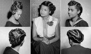 hairstyles worn african american
