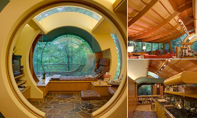 Inside The House That Sings Architect Creates One Of A