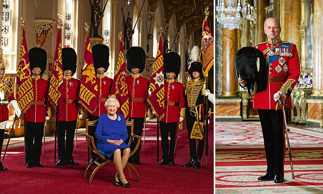 baby travel high chair design for drawing room never-before-seen photographs of queen elizabeth ii's official birthday | daily mail online