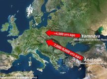 Modern Europe was formed by mass migration of Russians 5k ...