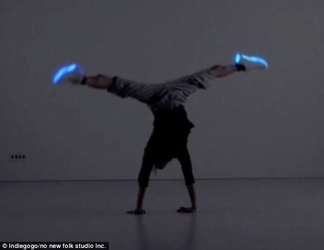Led Light Shoes Dance