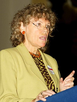 Change: Kate Hoey thinks Labour needs to change the way it approaches the issue of Europe