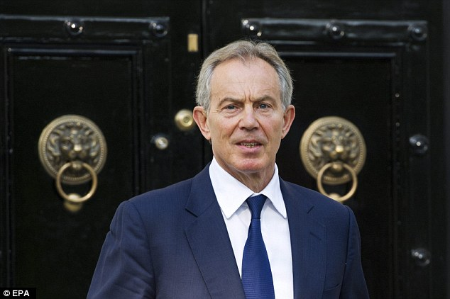 Tony Blair – who is set to be criticised in the report - has repeatedly denied being responsible for the delays
