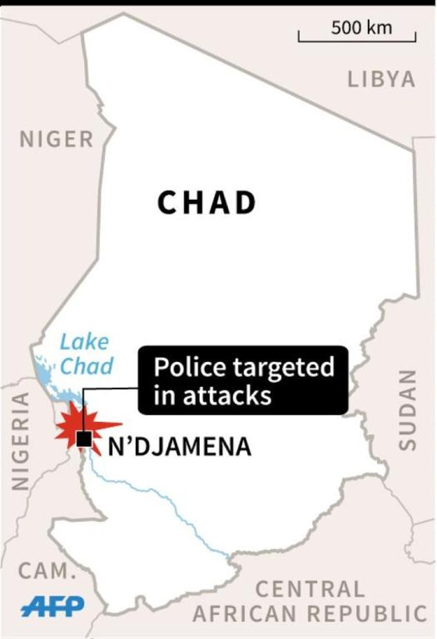 23 killed in Chad suicide bombings blamed on Boko Haram